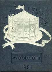Woodstock Community High School - Woodcohi Yearbook (Woodstock, IL) online yearbook collection, 1951 Edition, Page 1