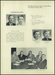Page 14, 1952 Edition, Woodstock Community High School - Woodcohi Yearbook (Woodstock, IL) online yearbook collection