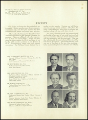 Page 15, 1952 Edition, Woodstock Community High School - Woodcohi Yearbook (Woodstock, IL) online yearbook collection