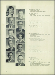 Page 16, 1952 Edition, Woodstock Community High School - Woodcohi Yearbook (Woodstock, IL) online yearbook collection
