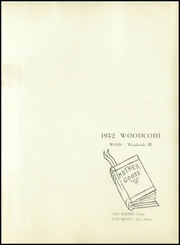 Page 5, 1952 Edition, Woodstock Community High School - Woodcohi Yearbook (Woodstock, IL) online yearbook collection