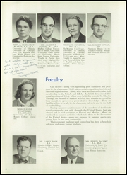 Page 12, 1955 Edition, Woodstock Community High School - Woodcohi Yearbook (Woodstock, IL) online yearbook collection