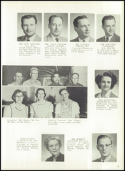 Page 13, 1955 Edition, Woodstock Community High School - Woodcohi Yearbook (Woodstock, IL) online yearbook collection