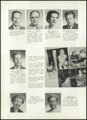 Page 14, 1955 Edition, Woodstock Community High School - Woodcohi Yearbook (Woodstock, IL) online yearbook collection