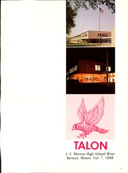 Page 5, 1968 Edition, J Sterling Morton West High School - Talon Yearbook (Berwyn, IL) online yearbook collection