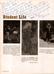 Page 14, 1977 Edition, J Sterling Morton West High School - Talon Yearbook (Berwyn, IL) online yearbook collection