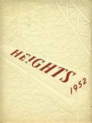 Arlington High School - Heights Yearbook (Arlington Heights, IL) online yearbook collection, 1952 Edition, Page 1