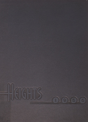 Arlington High School - Heights Yearbook (Arlington Heights, IL) online yearbook collection, 1956 Edition, Page 1