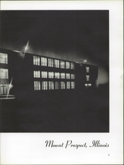 Page 7, 1959 Edition, Arlington High School - Heights Yearbook (Arlington Heights, IL) online yearbook collection