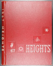 Arlington High School - Heights Yearbook (Arlington Heights, IL) online yearbook collection, 1967 Edition, Page 1