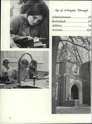 Page 8, 1971 Edition, Arlington High School - Heights Yearbook (Arlington Heights, IL) online yearbook collection