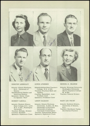 Page 15, 1951 Edition, Roxana High School - Rox Yearbook (Roxana, IL) online yearbook collection