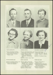 Page 17, 1951 Edition, Roxana High School - Rox Yearbook (Roxana, IL) online yearbook collection