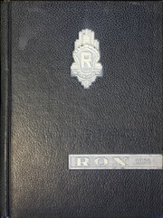 1954 Edition, Roxana High School - Rox Yearbook (Roxana, IL)