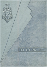 1955 Edition, Roxana High School - Rox Yearbook (Roxana, IL)