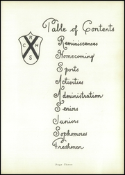 Page 7, 1955 Edition, Roxana High School - Rox Yearbook (Roxana, IL) online yearbook collection