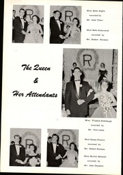 Page 10, 1958 Edition, Roxana High School - Rox Yearbook (Roxana, IL) online yearbook collection