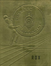 1959 Edition, Roxana High School - Rox Yearbook (Roxana, IL)