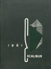 1961 Edition, Richwoods High School - Excalibur Yearbook (Peoria, IL)