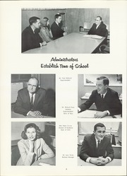 Page 12, 1963 Edition, Richwoods High School - Excalibur Yearbook (Peoria, IL) online yearbook collection