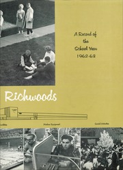 Page 7, 1963 Edition, Richwoods High School - Excalibur Yearbook (Peoria, IL) online yearbook collection