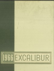 1966 Edition, Richwoods High School - Excalibur Yearbook (Peoria, IL)