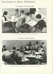 Page 11, 1966 Edition, Richwoods High School - Excalibur Yearbook (Peoria, IL) online yearbook collection