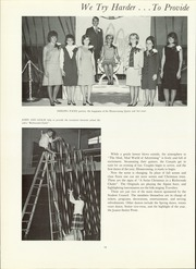 Page 16, 1966 Edition, Richwoods High School - Excalibur Yearbook (Peoria, IL) online yearbook collection