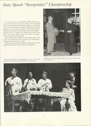 Page 9, 1966 Edition, Richwoods High School - Excalibur Yearbook (Peoria, IL) online yearbook collection