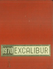 Richwoods High School - Excalibur Yearbook (Peoria, IL) online yearbook collection, 1970 Edition, Page 1