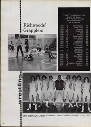 Page 110, 1976 Edition, Richwoods High School - Excalibur Yearbook (Peoria, IL) online yearbook collection
