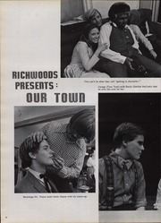 Page 36, 1976 Edition, Richwoods High School - Excalibur Yearbook (Peoria, IL) online yearbook collection