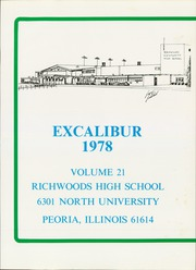 Page 5, 1978 Edition, Richwoods High School - Excalibur Yearbook (Peoria, IL) online yearbook collection