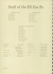 Page 10, 1938 Edition, La Salle Peru Township High School - Ell Ess Pe Yearbook (La Salle, IL) online yearbook collection