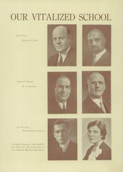 Page 15, 1938 Edition, La Salle Peru Township High School - Ell Ess Pe Yearbook (La Salle, IL) online yearbook collection