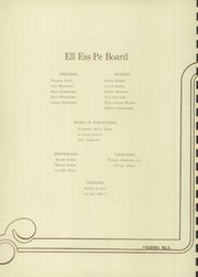 Page 6, 1938 Edition, La Salle Peru Township High School - Ell Ess Pe Yearbook (La Salle, IL) online yearbook collection