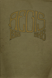 Page 1, 1916 Edition, Bloomington High School - Aepix Yearbook (Bloomington, IL) online yearbook collection