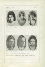 Page 17, 1922 Edition, Bloomington High School - Aepix Yearbook (Bloomington, IL) online yearbook collection