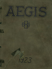 Page 1, 1923 Edition, Bloomington High School - Aepix Yearbook (Bloomington, IL) online yearbook collection
