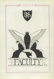 Page 15, 1923 Edition, Bloomington High School - Aepix Yearbook (Bloomington, IL) online yearbook collection