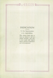 Page 8, 1923 Edition, Bloomington High School - Aepix Yearbook (Bloomington, IL) online yearbook collection