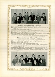 Page 16, 1929 Edition, Bloomington High School - Aepix Yearbook (Bloomington, IL) online yearbook collection