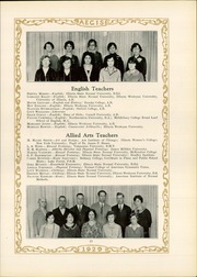 Page 17, 1929 Edition, Bloomington High School - Aepix Yearbook (Bloomington, IL) online yearbook collection