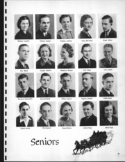 Page 11, 1939 Edition, Bloomington High School - Aepix Yearbook (Bloomington, IL) online yearbook collection