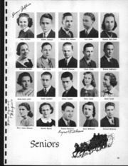 Page 17, 1939 Edition, Bloomington High School - Aepix Yearbook (Bloomington, IL) online yearbook collection