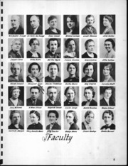Page 7, 1939 Edition, Bloomington High School - Aepix Yearbook (Bloomington, IL) online yearbook collection