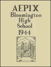 Page 3, 1944 Edition, Bloomington High School - Aepix Yearbook (Bloomington, IL) online yearbook collection