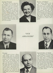 Page 10, 1952 Edition, Bloomington High School - Aepix Yearbook (Bloomington, IL) online yearbook collection