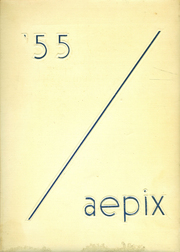 Page 1, 1955 Edition, Bloomington High School - Aepix Yearbook (Bloomington, IL) online yearbook collection