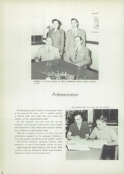 Page 10, 1955 Edition, Bloomington High School - Aepix Yearbook (Bloomington, IL) online yearbook collection
